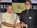Narendra Modi strategy works, Big B pulls in tourists