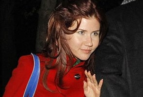 Russian spy Anna Chapman joins Putin's party