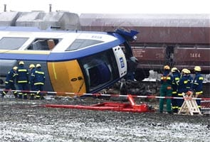 10 killed in German train crash, toll could rise