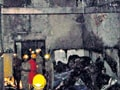 Bangalore waste worth Rs 10 lakh burnt in inferno