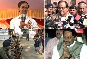 Telangana Report: Srikrishna Committee narrows choice to three options