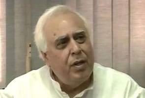 You know the minister. Now meet Kapil Sibal, poet.