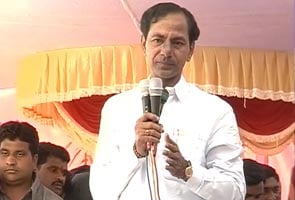 Separate Telangana state only solution: KCR