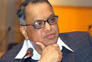 Netaji not given due respect: Narayana Murthy
