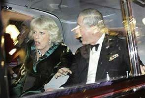 UK Cops release CCTV video of Royal car attack