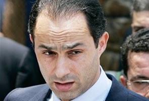 US welcomes Gamal Mubarak's resignation - gamalmubarak295