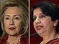 Tri-Valley case: Hillary Clinton to meet Foreign Secretary Nirupama Rao
