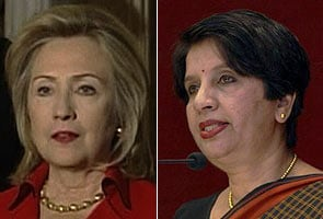 Tri-Valley case: Hillary Clinton to meet Foreign Secretary Nirupama Rao