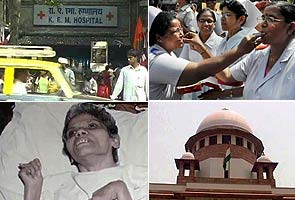 Aruna Shanbaug case: Supreme Court rejects euthanasia plea
