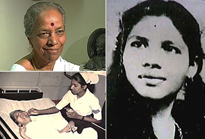 Aruna Shanbaug's caretakers won't let her go