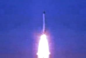 Interceptor missile test fired successfully