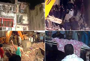 Mumbai building collapse leaves four dead