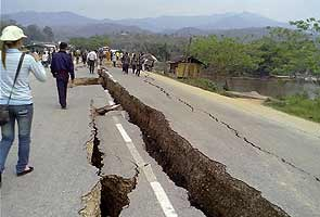 Myanmar earthquake: Over 70 people dead