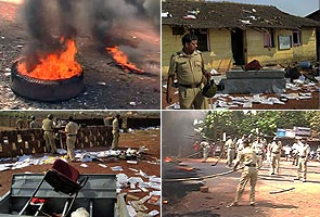 Politics add danger to Jaitapur nuclear plant protests