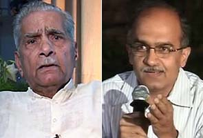Bhushan CD not tampered with: Sources