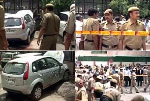 Minor explosion outside Delhi High Court, no casualties