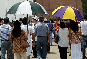 Delhi registers hottest day in five years