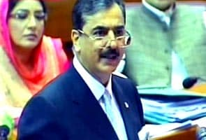 Full Text: Pak PM Gilani's address in Parliament on Osama raid
