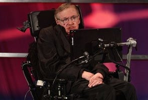 Perhaps one day I'll go into outer space: Stephen Hawking