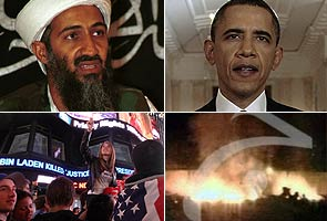 Osama bin Laden dead, killed by US in Pak; buried at sea
