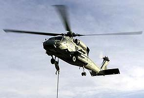 US used never-seen-before stealth choppers for Osama raid