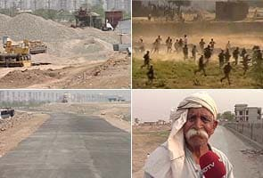 Yamuna Expressway masterplan gives raw deal to farmers?