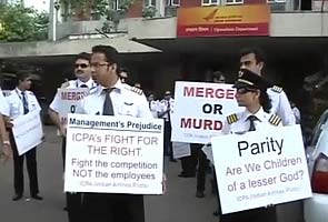 Air india pilot strike case study