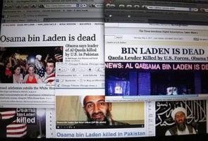 "FBI warns against ""virus"" Osama photos, videos on internet"