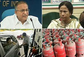 Diesel, Kerosene, LPG to cost more; Mamata objects