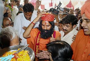 Who is Baba Ramdev?