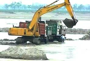 Exposing the illegal mining in Haridwar