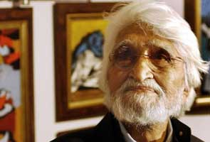 Artist and legend MF Husain dies in London