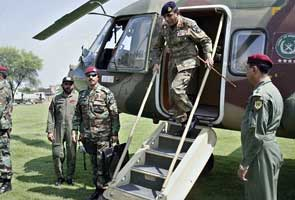 Pakistan's Chief of Army fights to keep his job