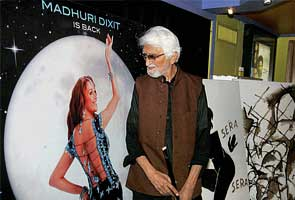 M F Husain - an artist who courted fame and controversy