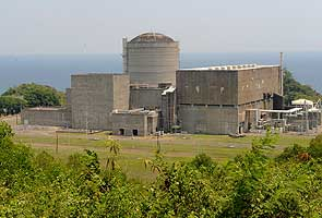 Philippines' new tourist attraction: Nuclear power plant