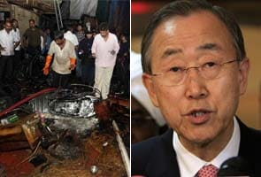 UN chief, Security Council condemn Mumbai terror attacks