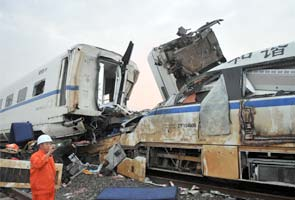 2-year-old rescued 21 hours after China train crash