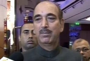 Ghulam Nabi Azad offers clarification on homophobic remarks