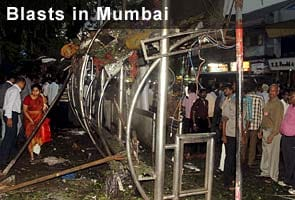 High alert in Hyderabad, Tirupati after Mumbai blasts