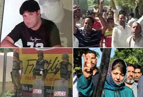 Anger in Sopore over custodial death of youth