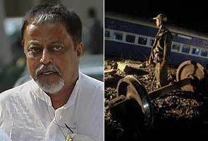 Mukul Roy loses Railways