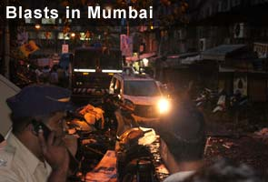 Three bomb blasts in Mumbai, 18 dead, over 130 injured