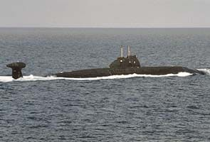 India to get nuclear submarine from Russia by year end