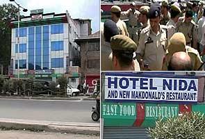 Sex racket busted in Srinagar