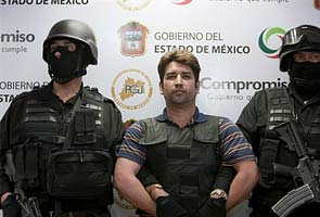 Mexican drug dealer accused of 600 killings arrested