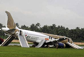 Kochi: Plane skids off the runway, 7 passengers injured