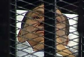 Mubarak's courtroom denial becomes ringtone in Egypt