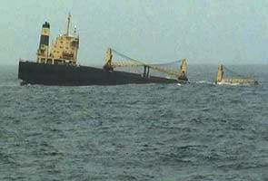 FIR against owner, captain & crew of sunken ship M V Rak