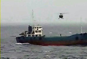 Indian Navy foils piracy attack, rescues Iranian vessel MV Nafis-1