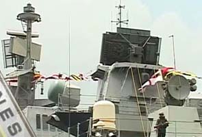 China ship with 22 labs spied on India